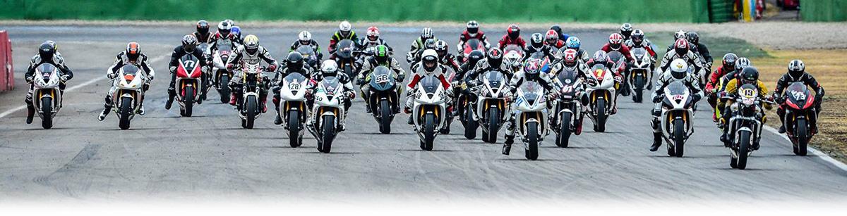 Triumph-Challenge Start Hockenheimring 2014