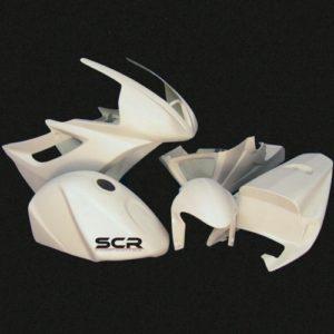 SCR-Verkleidung