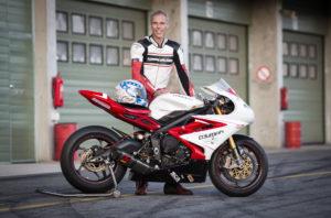 Triumph-Challenge Meister 2014: Matthias Neukirch