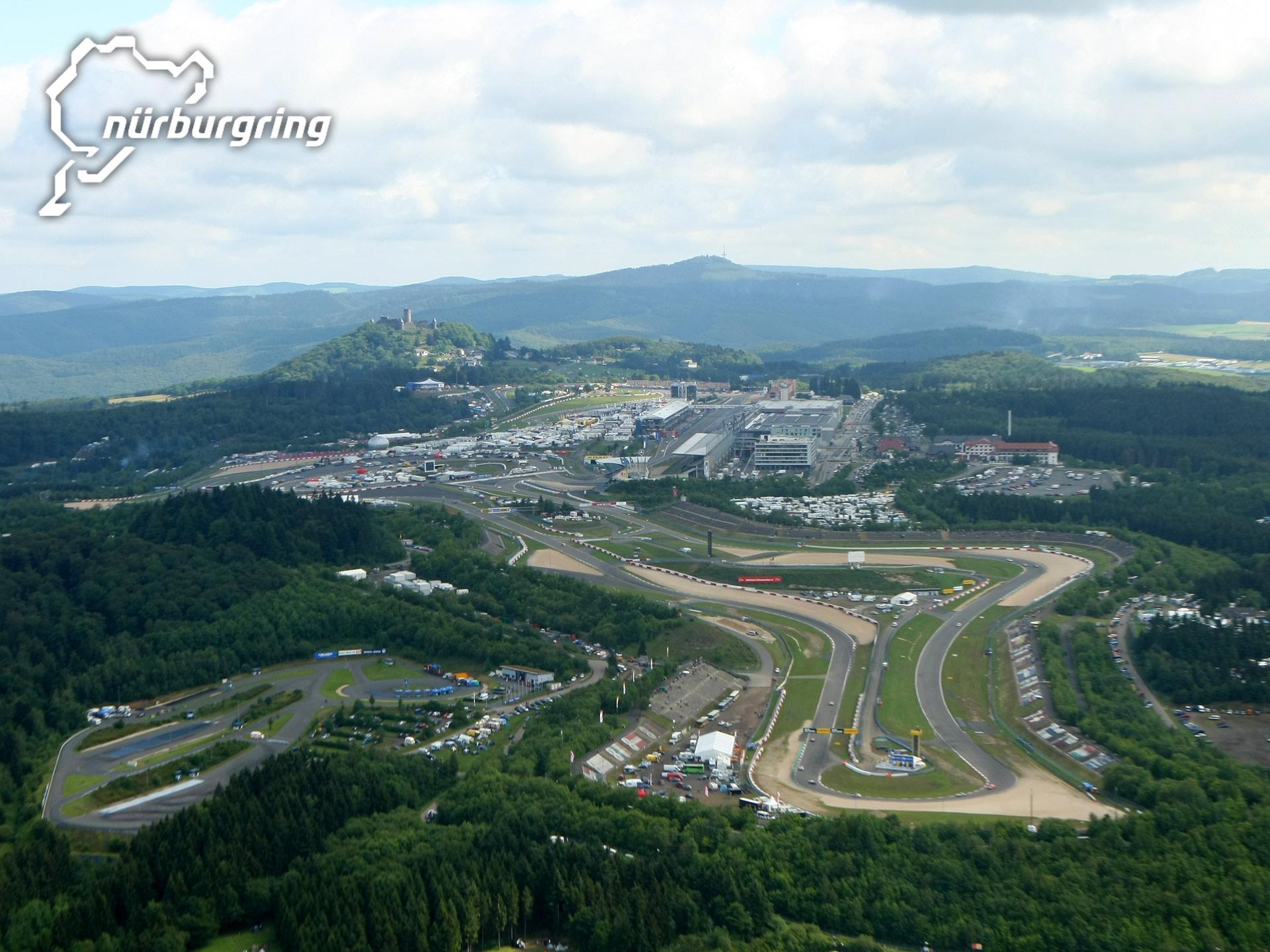 Nürburgring GP-Strecke