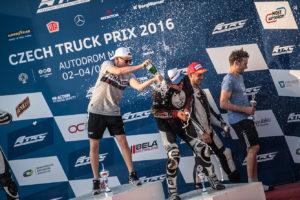 T-Challenge Siegerehrung Most 2016